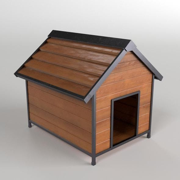 Doghouse - 3DOcean Item for Sale