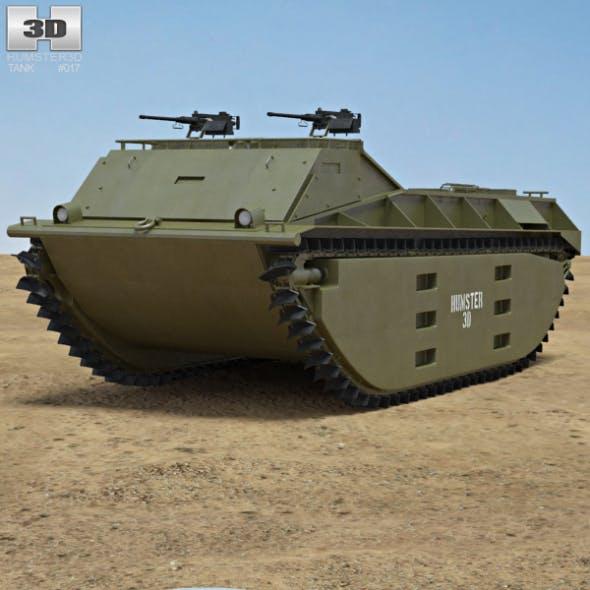 LVT-1 - 3DOcean Item for Sale