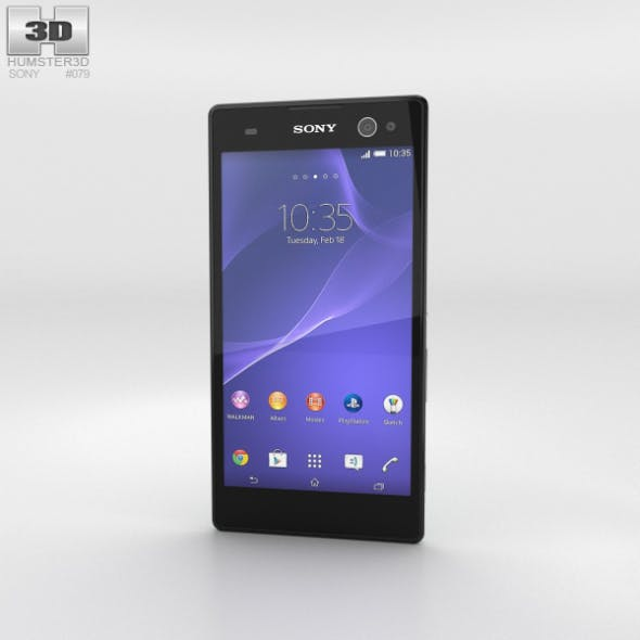 Sony Xperia C3 Mint