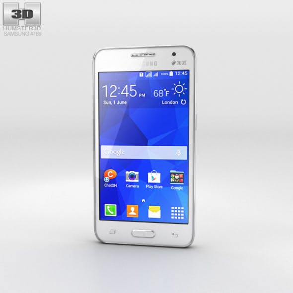 Samsung Galaxy Core II White
