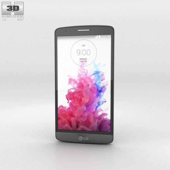 LG G3 S Metallic Black