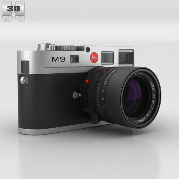 Leica M9 Steel Gray