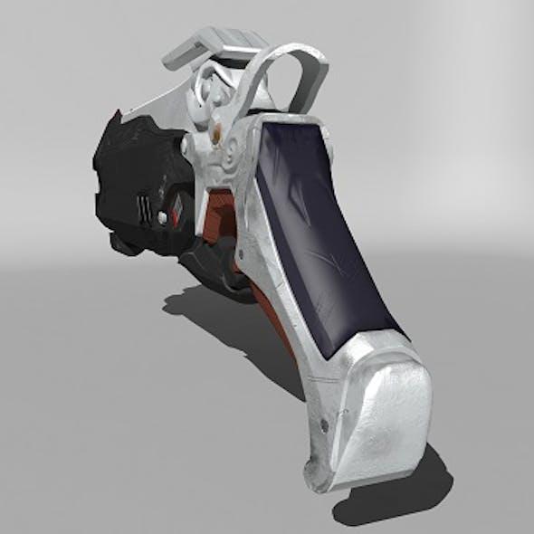 Overwatch Reaper Gun