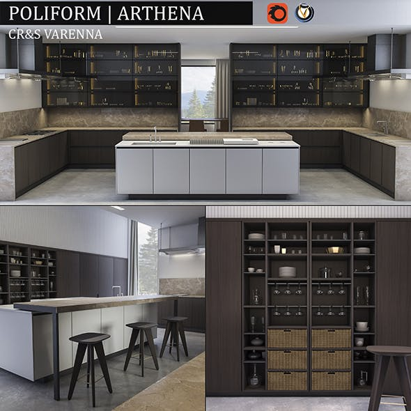 Kitchen Varenna Arthena