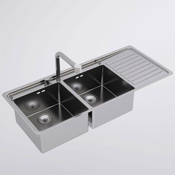 Alpes Inox Kitchen Sink