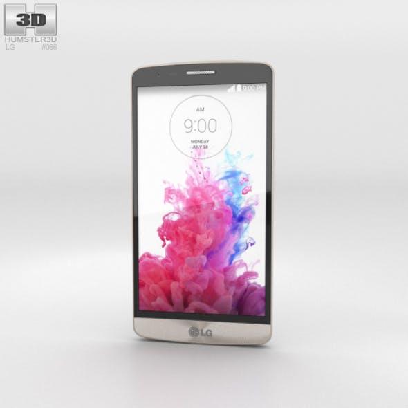 LG G3 S Shine Gold