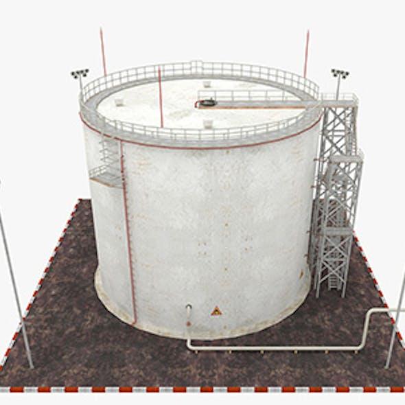 Oil Tank - Refinery