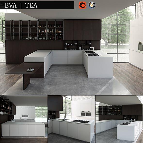 Kitchen BVA TEA - 3DOcean Item for Sale