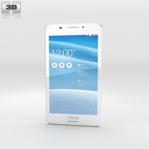 Asus Fonepad 7 (FE375CG) White - 3DOcean Item for Sale