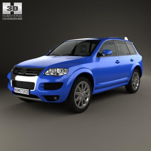 Volkswagen Touareg R50 2007 - 3DOcean Item for Sale