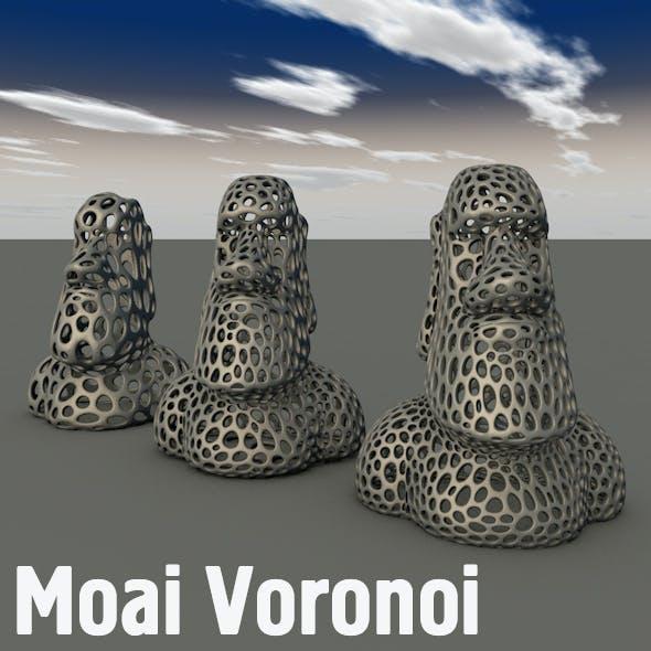 Moai Voronoi