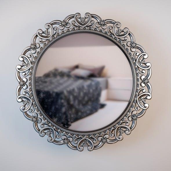 Classic Mirror - 3DOcean Item for Sale