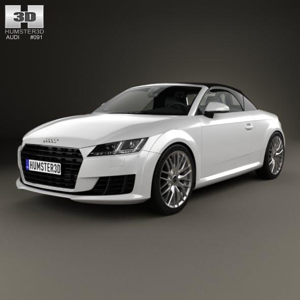 Audi TT (8S) roadster 2014