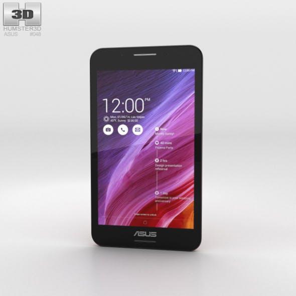 Asus Fonepad 7 (FE375CG) Red - 3DOcean Item for Sale