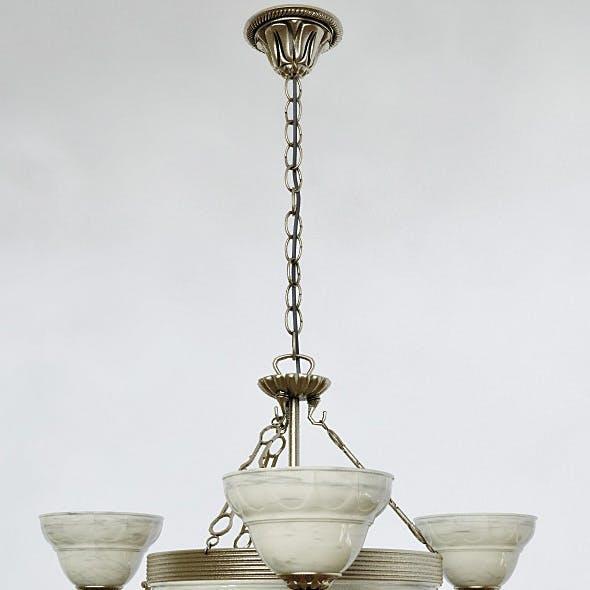 chandelier Eglo Marbella 85858