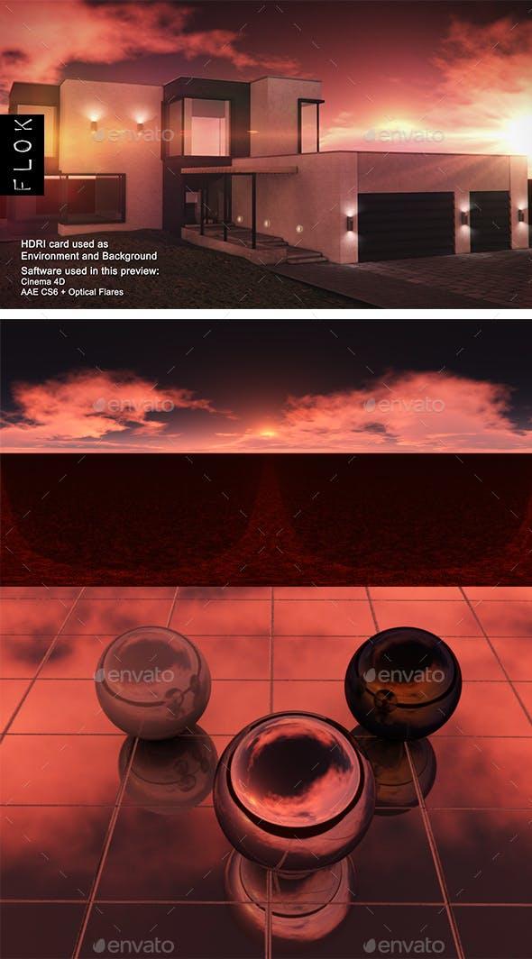 Sunset Desert 92 - 3DOcean Item for Sale