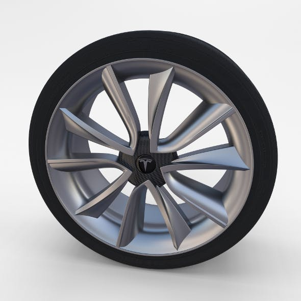 Tesla Model 3 Rim