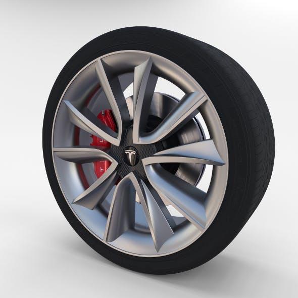 Tesla Model 3 Wheel