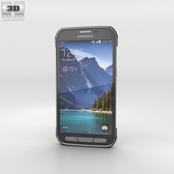 Samsung Galaxy S5 Active Titanium Grey