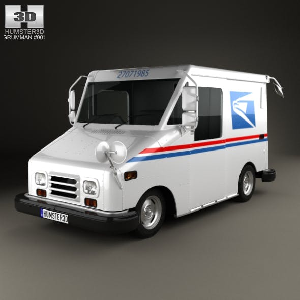 Grumman Long Life Vehicle 1987
