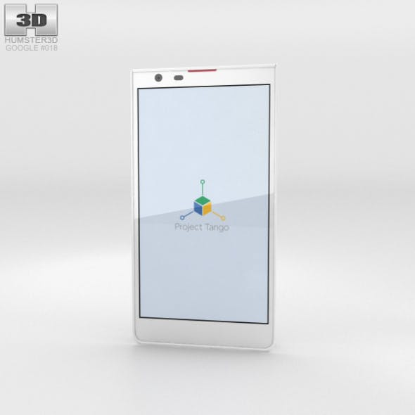 Google Project Tango - 3DOcean Item for Sale