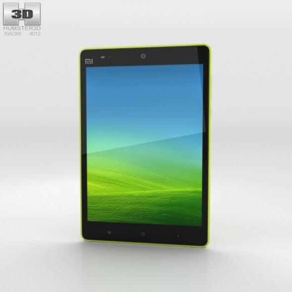 Xiaomi Mi Pad 7.9 inch Green - 3DOcean Item for Sale