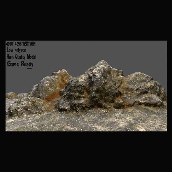 rock 7 - 3DOcean Item for Sale