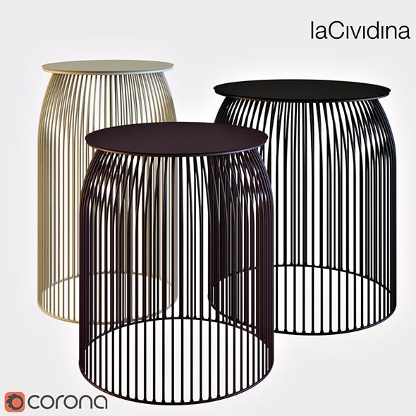 La Cividina TURI TURI | Coffee table