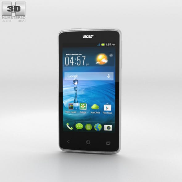 Acer Liquid Z4 White