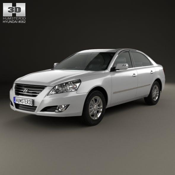 Hyundai Sonata Ling Xiang (CN) 2008