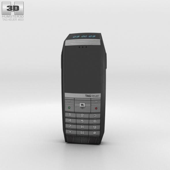 TAG Heuer Meridiist GMT PVD Black Alligator - 3DOcean Item for Sale