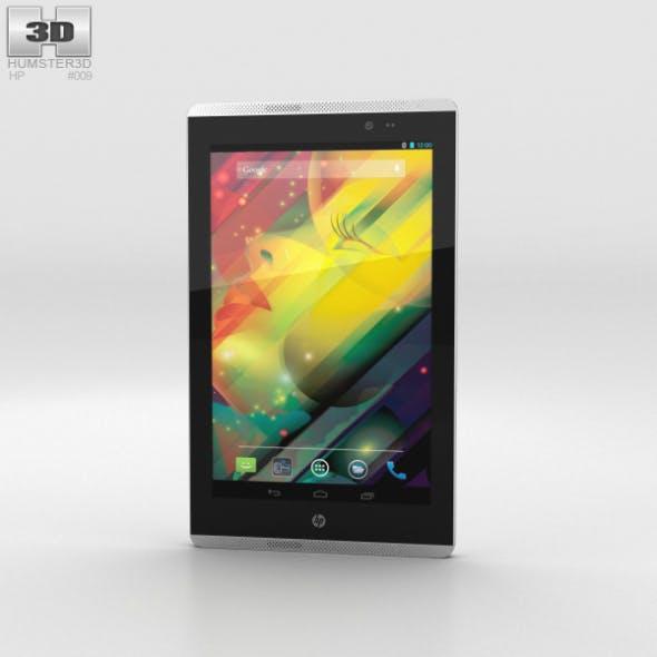 HP Slate 7 VoiceTab Black