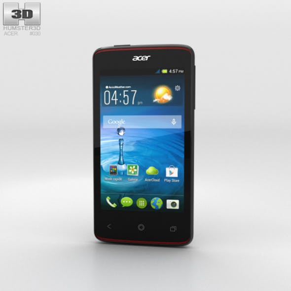 Acer Liquid Z4 Black