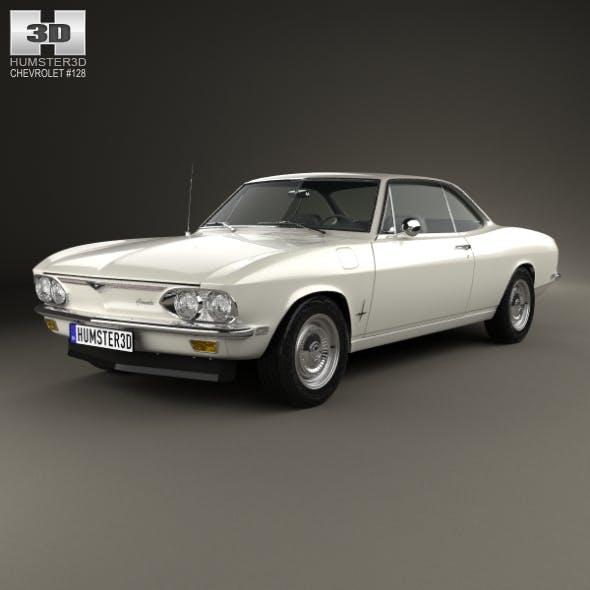 Chevrolet Corvair 1965 - 3DOcean Item for Sale