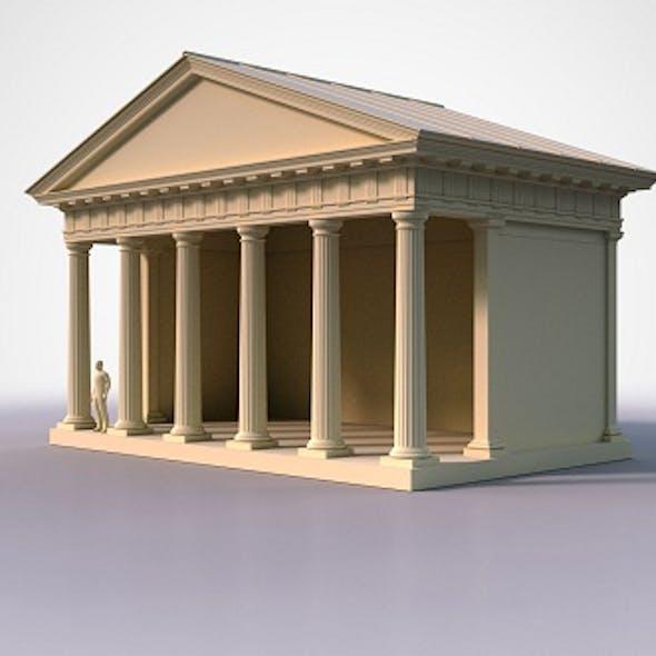 Doric Temple 1