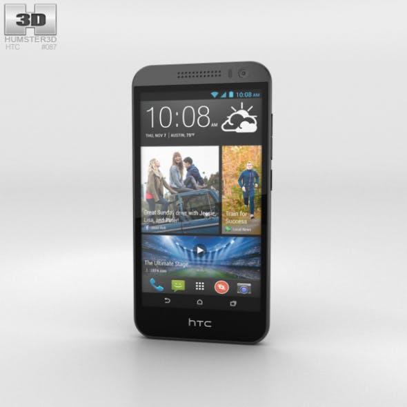 HTC Desire 616 Black