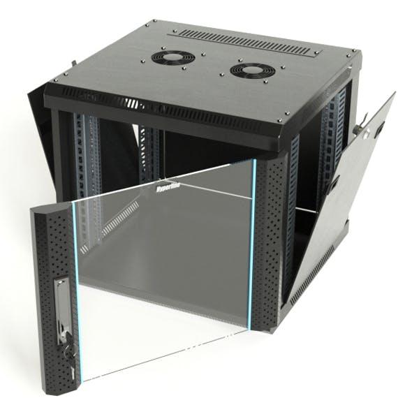 Настенный серверный шкаф TWFS