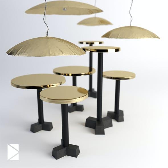 Gervasoni Brass Collection