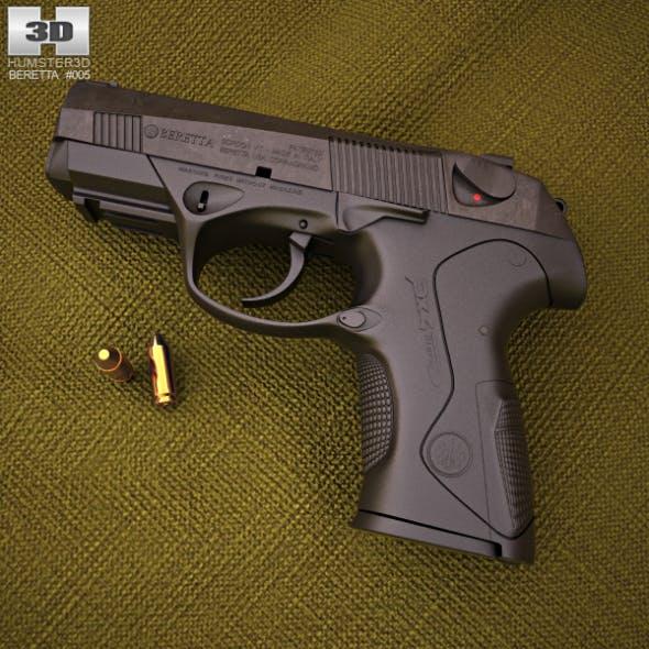 Beretta Px4 Storm - 3DOcean Item for Sale