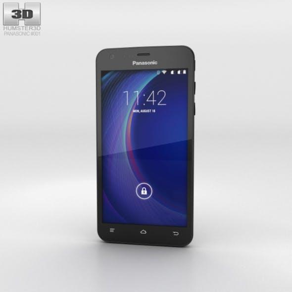 Panasonic Eluga U Black - 3DOcean Item for Sale