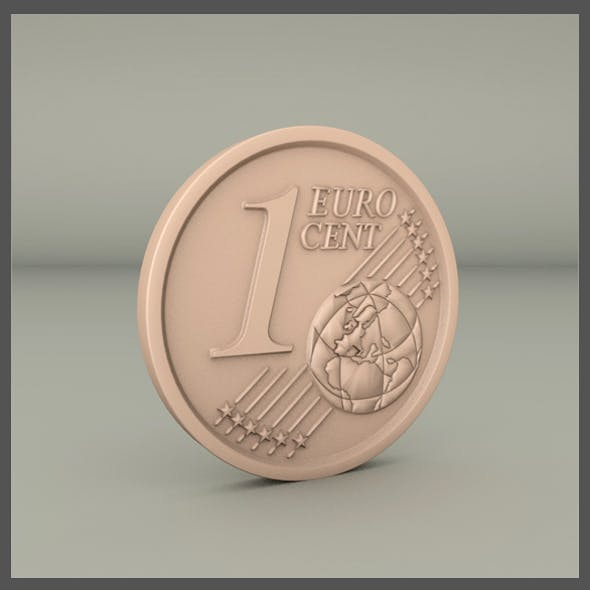 1 cent euro