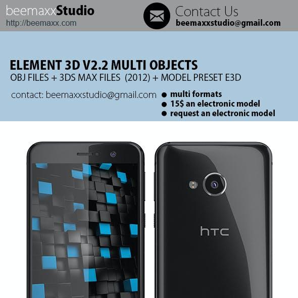 E3D V2.2 - HTC U Ultra