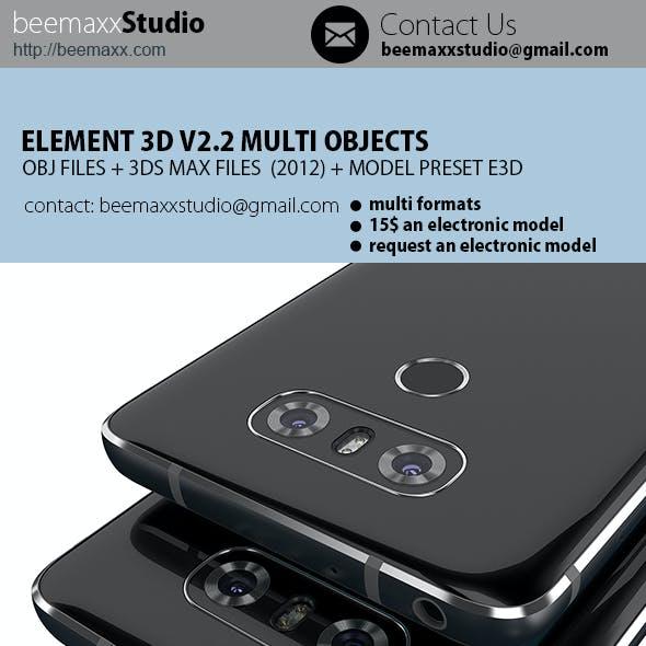 E3D V2.2 - LG G6