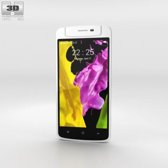 Oppo N1 mini White - 3DOcean Item for Sale