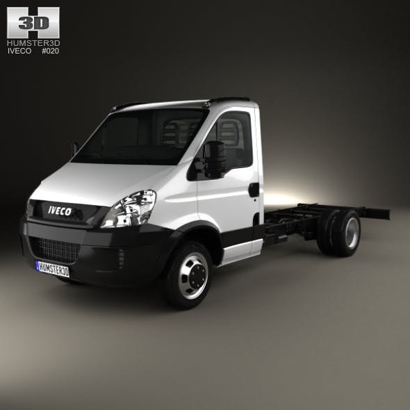 Iveco Daily Single Cab Chassis L1 2011