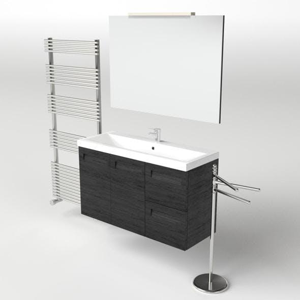 Washbasin Set 1
