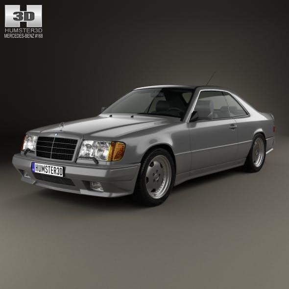 Mercedes-Benz E-Class AMG coupe 1988