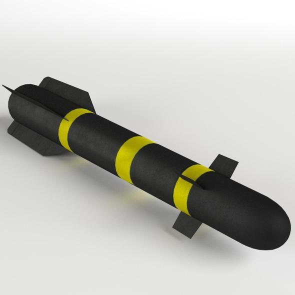 AGM-114 Hellfire Missile