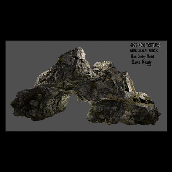 rock 1 - 3DOcean Item for Sale