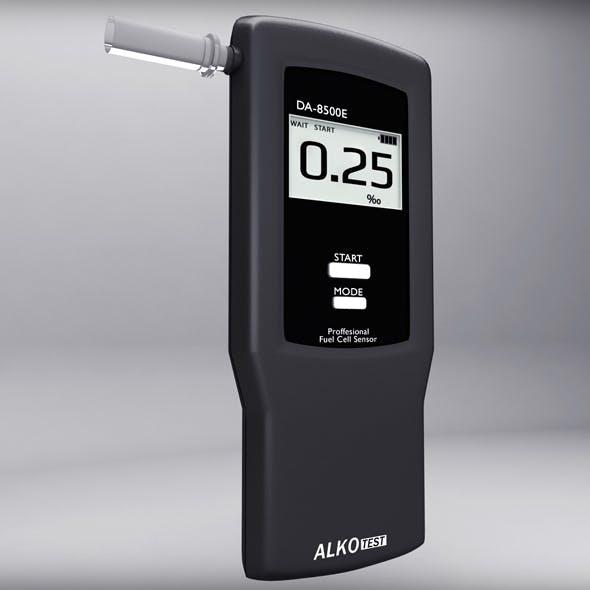 Alcohol Breathalyser